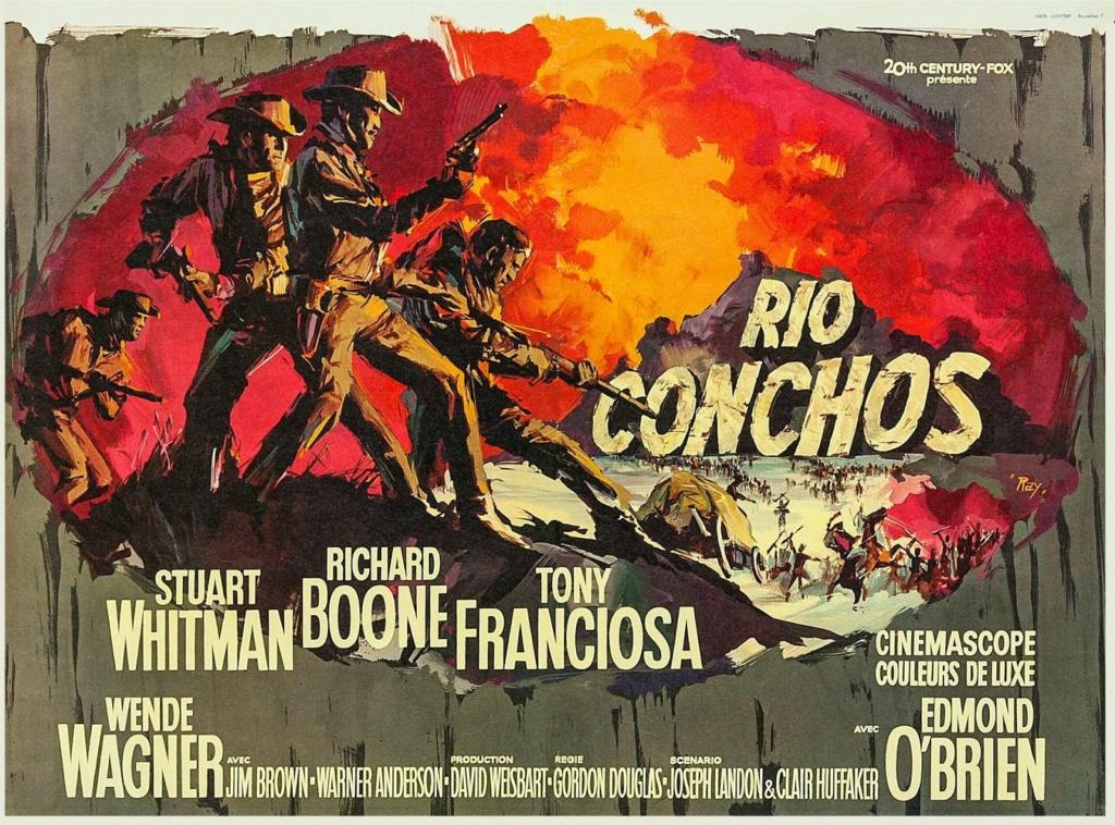 Rio Conchos - 1964 - Gordon Douglas 0211