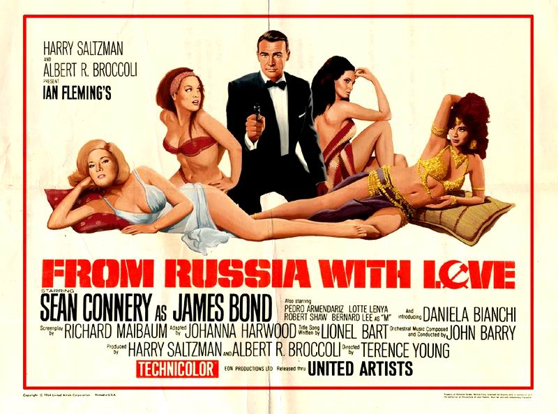 Bons Baisers de Russie - From Russia with Love - Terence Young - 1964 0710
