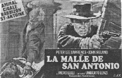 Pistolets pour un massacre - La malle de San Antonio - Una pistola per cento bare  - 1968 - Umberto Lenzi - Page 2 08022010