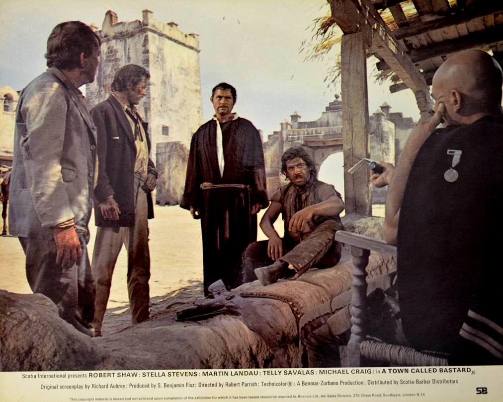Les brutes dans la ville - A Town Called Bastard - 1971 -  Robert Parrish 1011