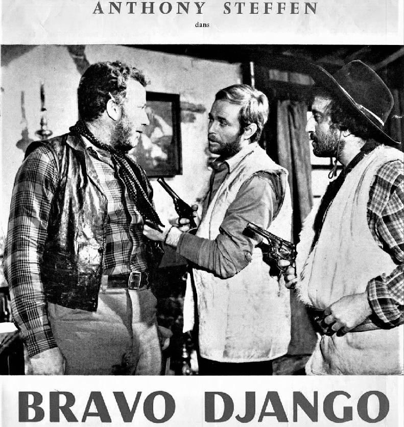 Quelques Dollars pour Django - Pochi dollari per Django  - 1966 - Leon Klimosky - Page 2 111