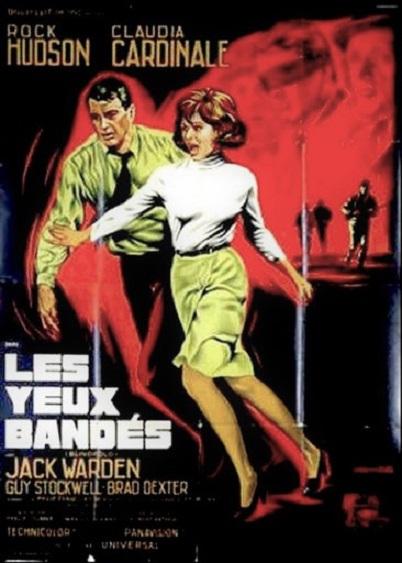 Les Yeux bandés. Blindfold. 1965. Philip Dunne. 117