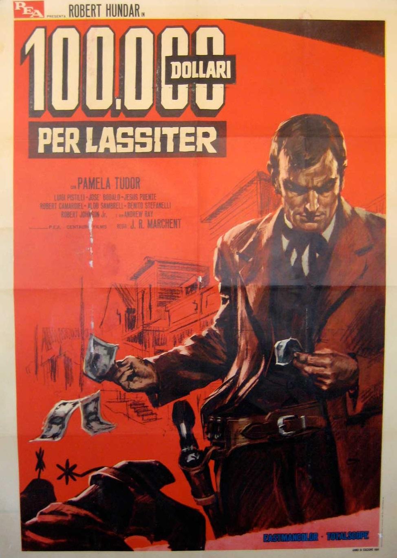 100.000 dollars pour Lassiter - 100.000 dollari per Lassiter - 1965 - Joaquín Luis Romero Marchent 12140510