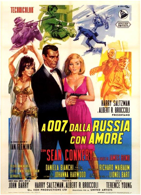 Bons Baisers de Russie - From Russia with Love - Terence Young - 1964 1410