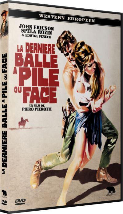 La dernière balle à pile ou face . ( Testa o croce ) 1968 . Piero Pierotti . 1507-110