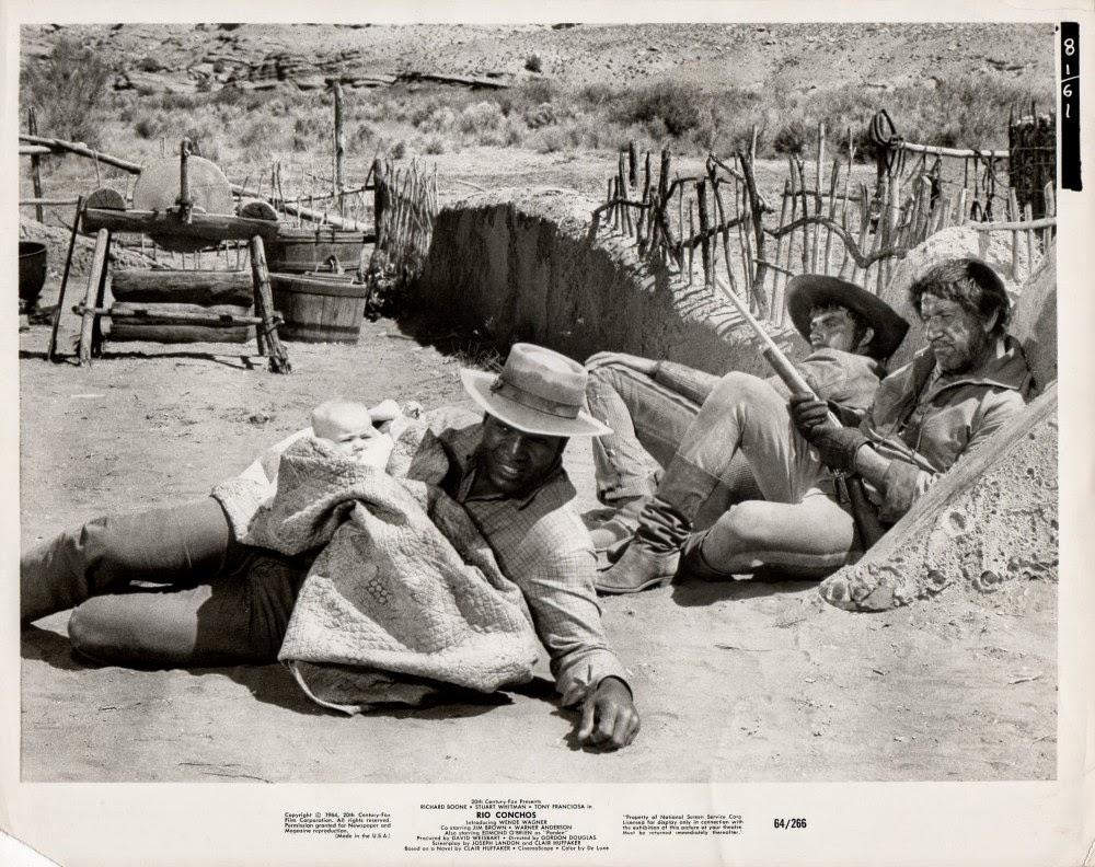 Rio Conchos - 1964 - Gordon Douglas 1813