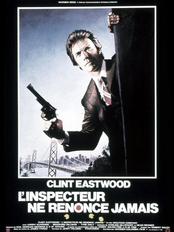 L'inspecteur ne renonce jamais. The Enforcer. 1976. James Fargo. 18776710