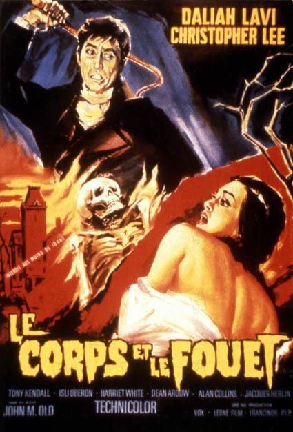 Le Corps et le Fouet - La Frusta e il Corpo - Mario Bava - 1963 18868010