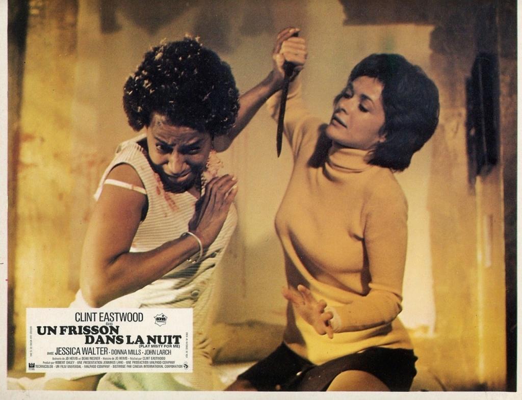 Un frisson dans la nuit. Play Misty for Me. 1971. Clint Eastwood. 1911