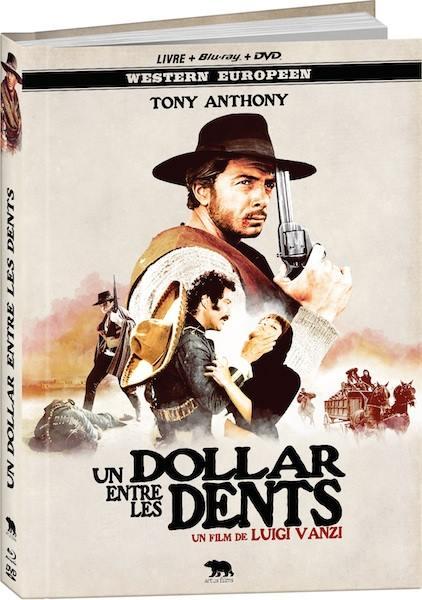 Un dollar entre les dents - Un dollaro tra i denti - Luigi Vanzi - 1967 1_155110