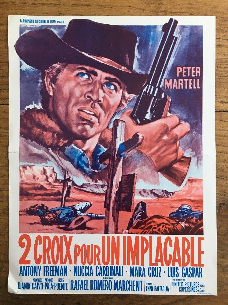 2 croix pour un implacable - Due croci a Danger Pass - 1967 - Rafael Romero Marchent 2-croi11