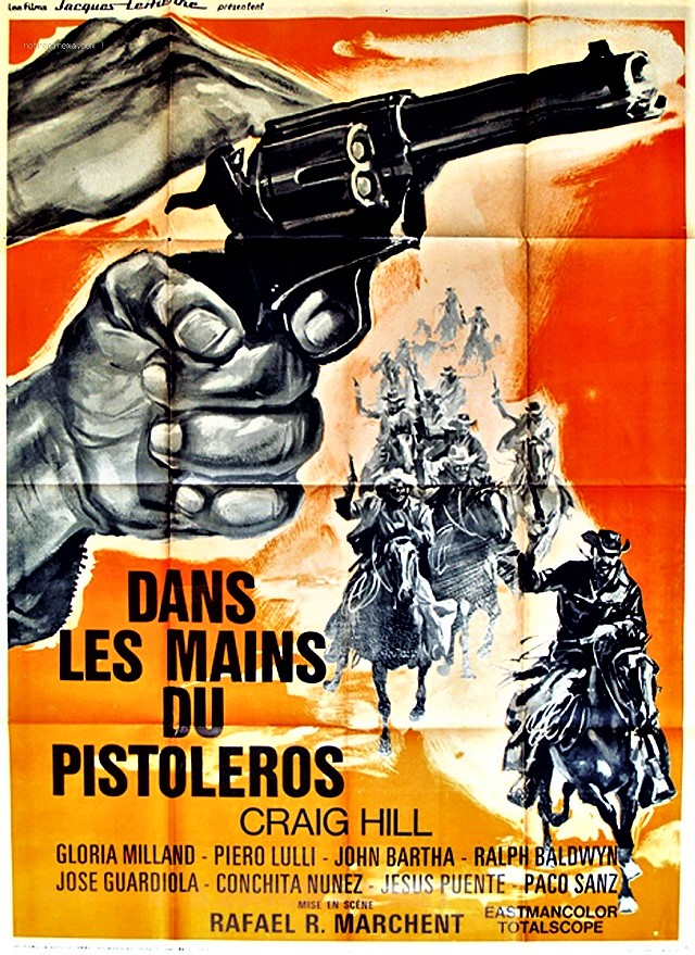 Dans les Mains du Pistolero - Ocaso de un Pistolero - Rafael Romero Marchent - 1965 20021010