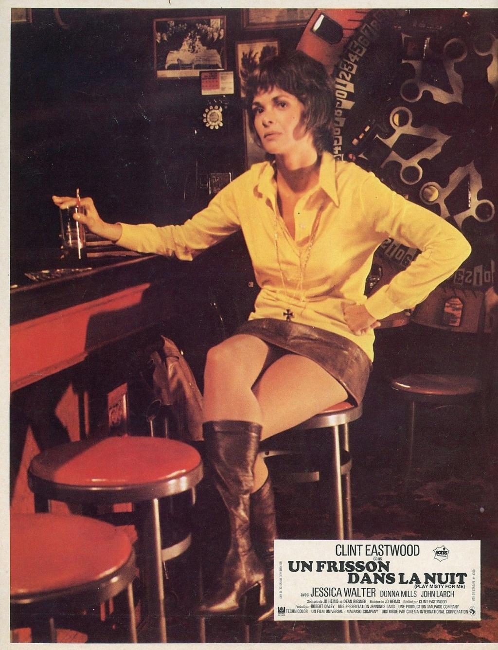 Un frisson dans la nuit. Play Misty for Me. 1971. Clint Eastwood. 2210