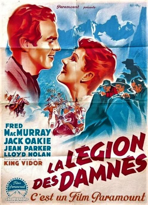 La Légion des Damnés. The Texas Rangers. 1936. King Vidor. 25502610