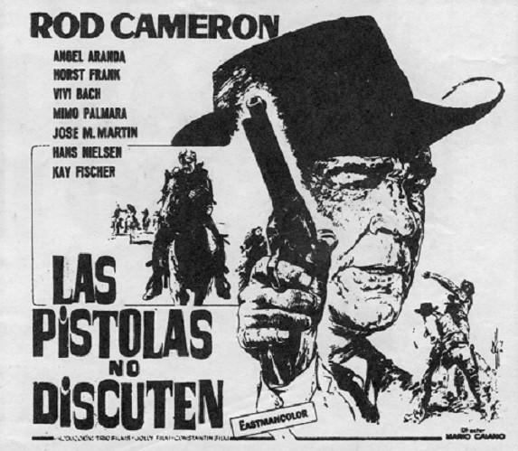 Mon Colt fait la loi - Le pistole non discutono - Mario Caiano - 1963 - Page 2 315