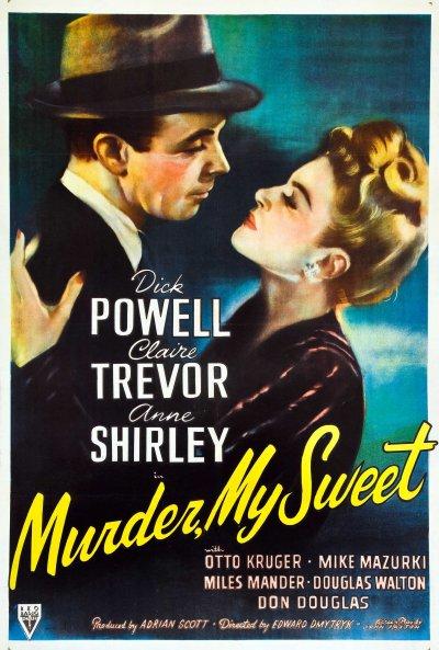 Adieu, ma belle. Murder, My Sweet. 1944. Edward Dmytryk. 32623710