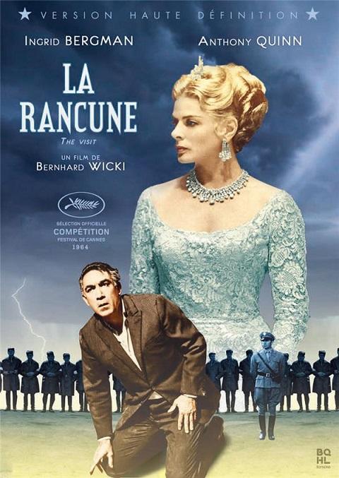 La Rancune. The Visit. 1964. Bernhard Wicki. 35733110