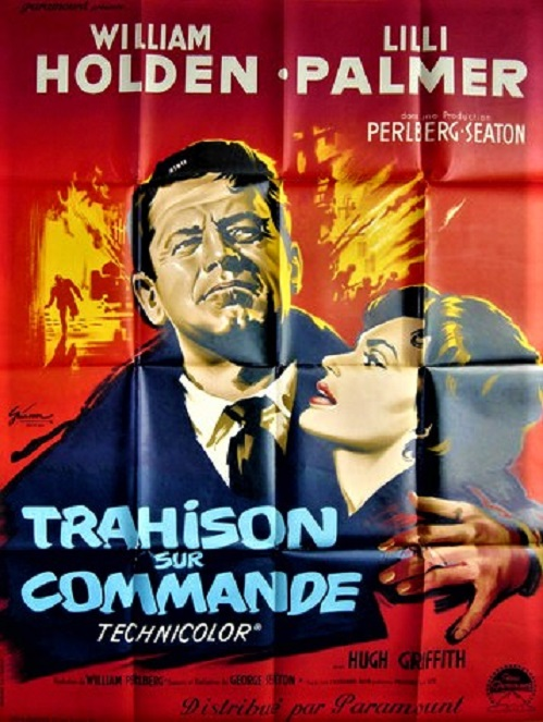 Trahison sur commande- The Counterfeit Traitor- 1962- George Seaton 39540910