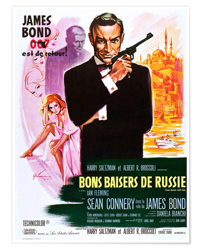 Bons Baisers de Russie - From Russia with Love - Terence Young - 1964 50832510