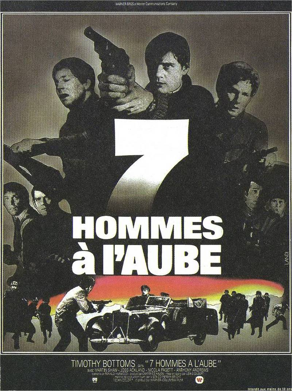 Sept hommes à l'aube. Operation: Daybreak. 1975.  Lewis Gilbert. 5085211