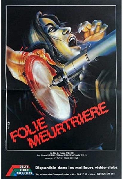 Folie Meurtrière - Mio Caro Assassino - Tonino Valerii - 1971 51sc4s10