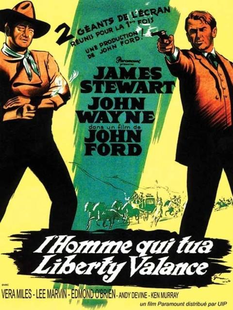 L'Homme qui Tua Liberty Valance - The Man Who Shot Liberty Valance - John Ford - 1962 527_po10