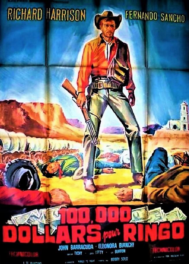 100.000 dollars pour Ringo - Centomila dollari per Ringo - 1965 - Alberto de Martino - Page 2 5obh3j10