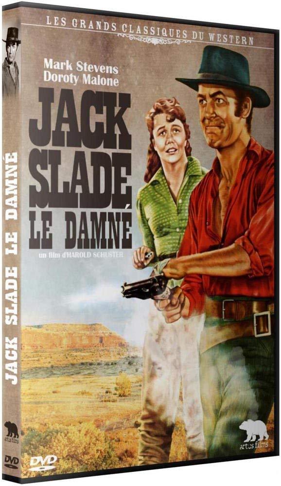 Jack Slade le damné - Jack Slade - 1953 - Harold Schuster 61pdh810