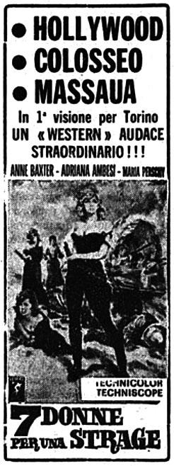 Le triomphe des 7 desperadas - Las siete magníficas - 1966 - Sidney W. Pink , Gian Franco Parolini ... - Page 2 7-donn11