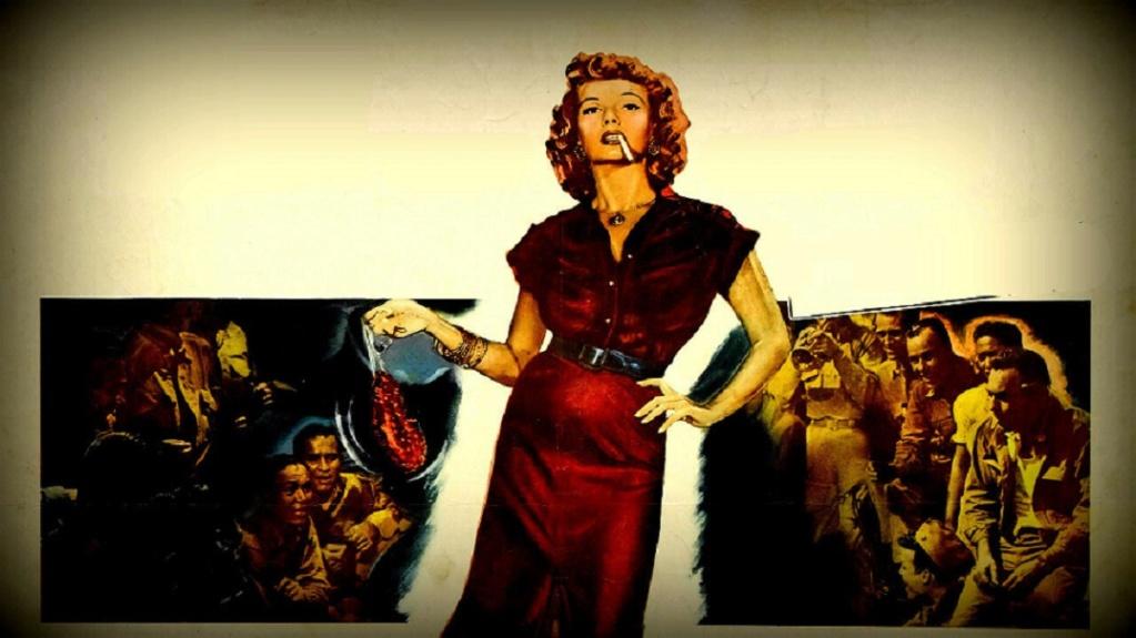 La Belle du Pacifique. Miss Sadie Thompson. 1953. Curtis Bernhardt. 70903_10