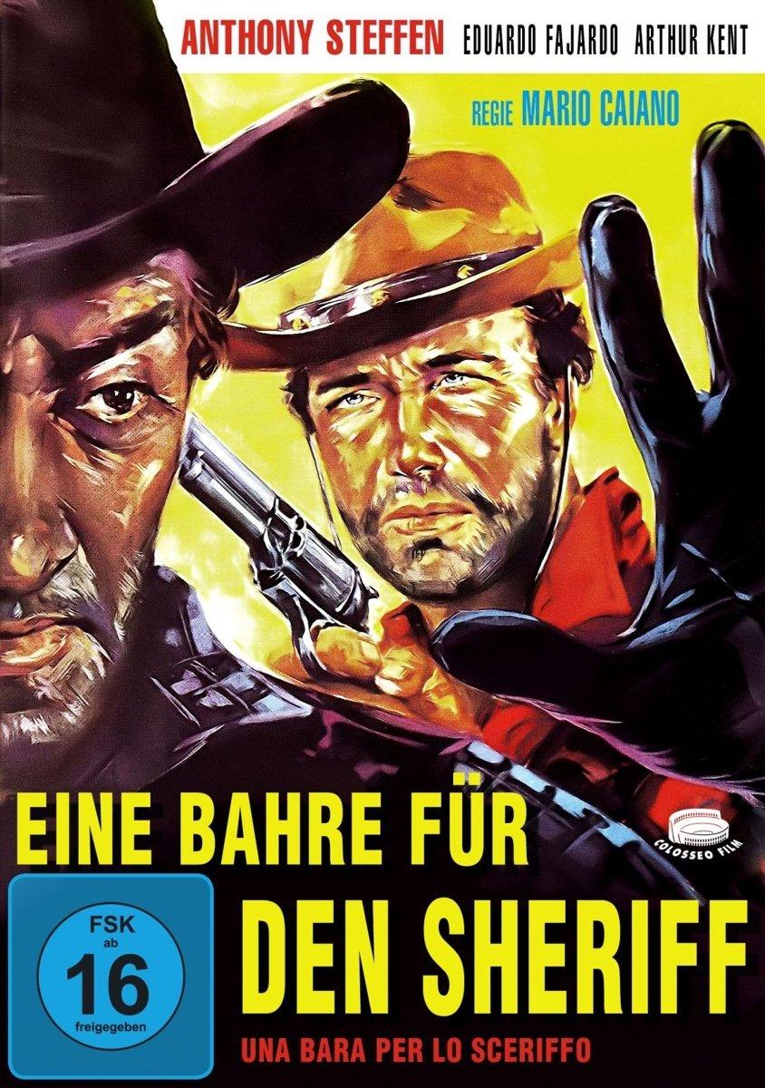 Un cercueil pour le shérif ( Una Bara per lo Sheriffo ) –1965- Mario CAÏANO - Page 2 710lvn10