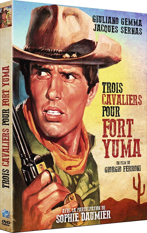 3 cavaliers pour Fort Yuma . Per Pochi Dollari Ancora . 1966 . Giorgio Ferroni. - Page 2 81pftl10