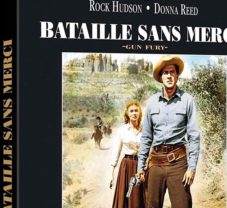 Bataille sans merci - Gun Fury - 1953 - Raoul Walsh 81ucr610