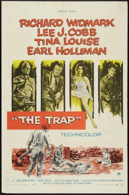 Dans la souricière. The Trap. 1959. Norman Panama. 83165410
