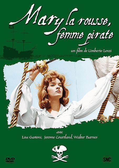 Mary la Rousse, Femme Pirate - Umberto Lenzi - 1961 87683110