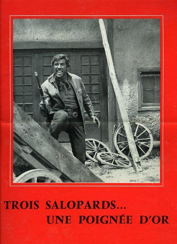 Trois salopards, une poignée d'or ( La piu grande rapina del west ) –1967- Maurizio LUCIDI 94926910