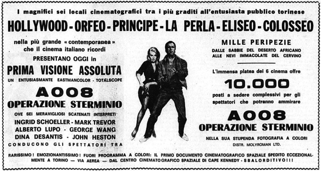 Suspense au Caire pour A008 ( A 008 Operazione Sterminio ) – 1965 – Umberto Lenzi A008-o10