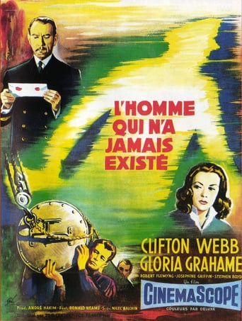 L'Homme qui n'a Jamais Existé - The Man Who Never Was - 1955 - Ronald Neame A8eixn10