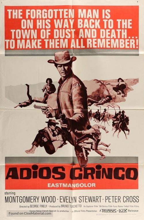Adios Gringo - 1965 - Giorgio Stegani Adios-10