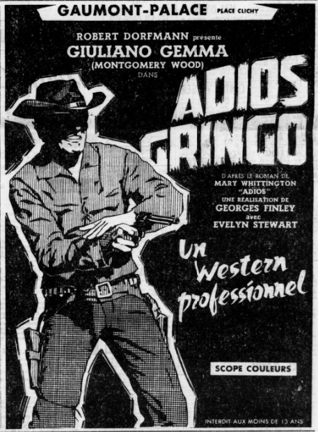 Adios Gringo - 1965 - Giorgio Stegani Adios12