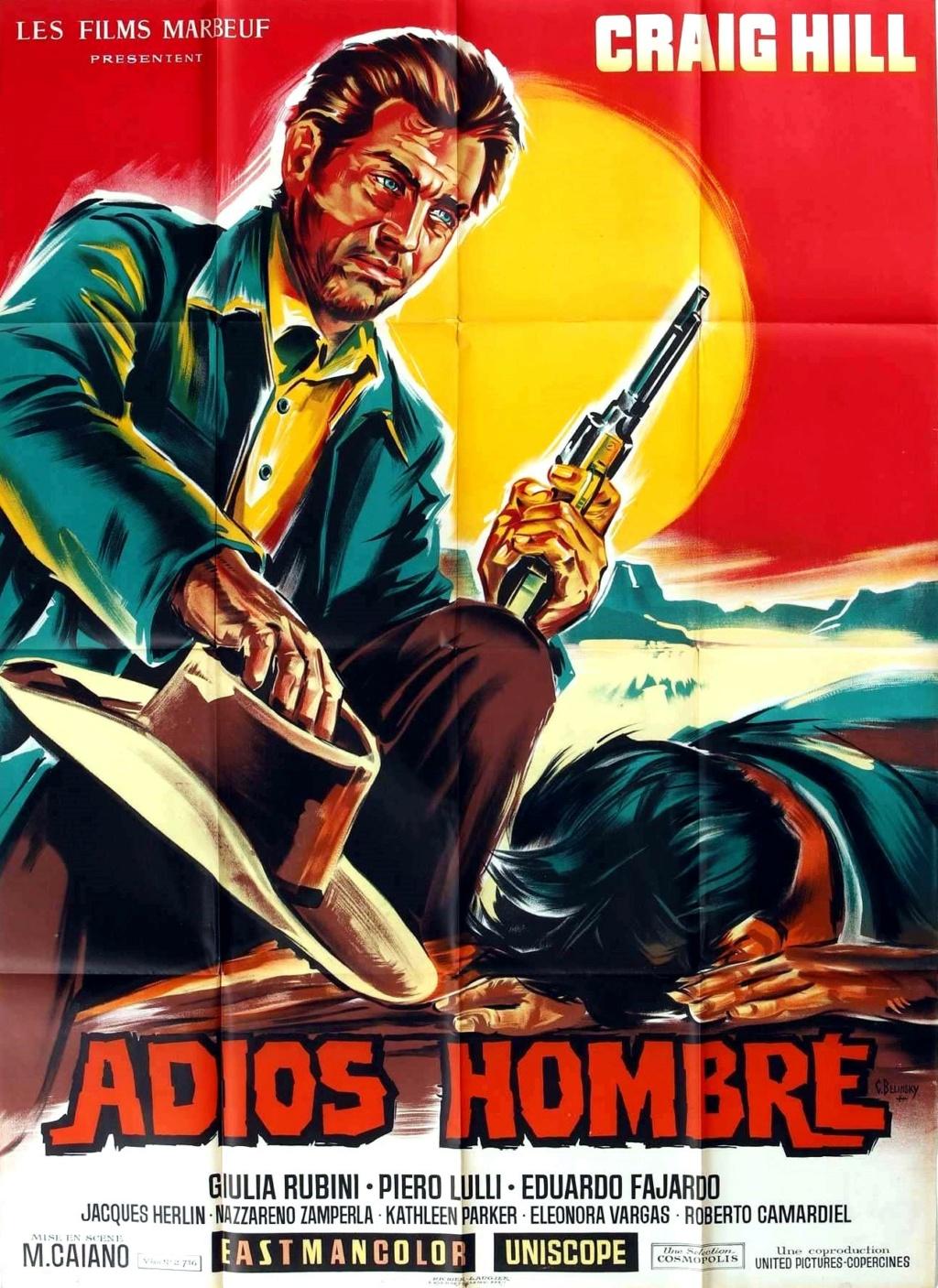 Adios , Hombré! - Hondo spara piu il forte / Sette pistole per un massacro - 1967 - Mario Caiano Adios_10
