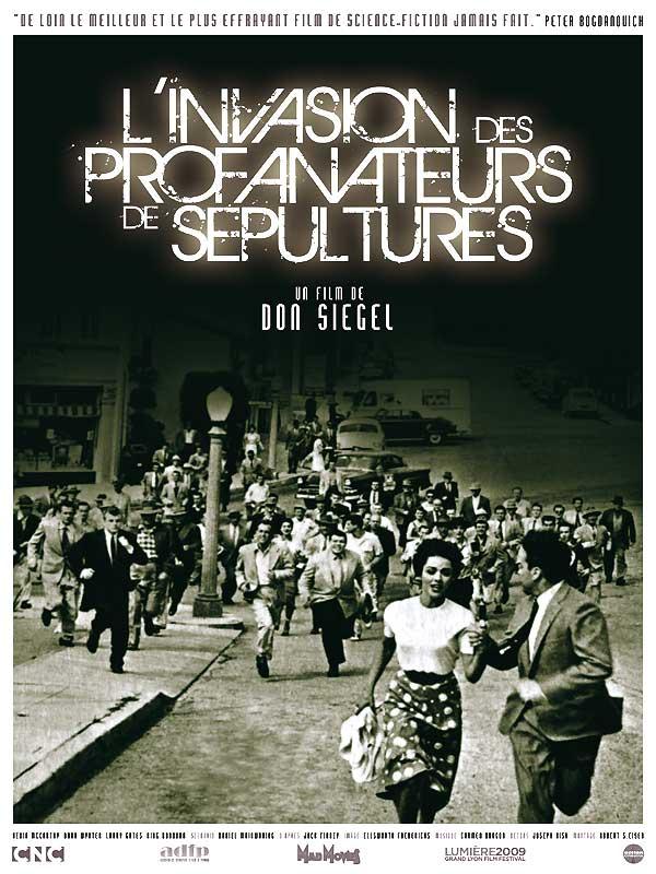L'Invasion des profanateurs de sépultures. Invasion of the Body Snatchers. 1956. Don Siegel. Affich21