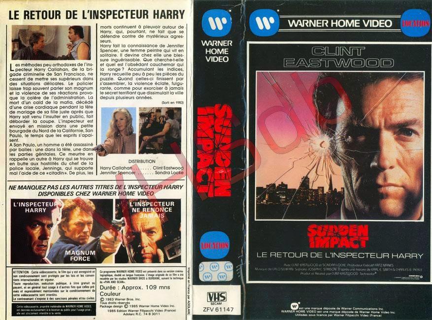Le Retour de l'Inspecteur Harry - Sudden Impact - Clint Eastwood - 1983 Atkfeb10
