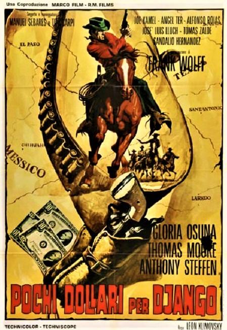 Quelques Dollars pour Django - Pochi dollari per Django  - 1966 - Leon Klimosky - Page 2 Azyfyi10