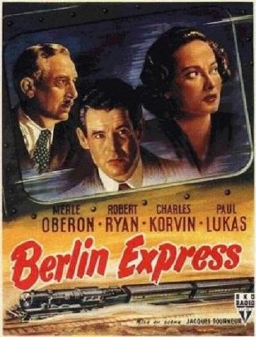 Berlin Express. 1948. Jacques Tourneur. Berlin10