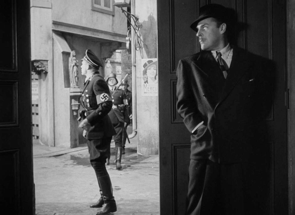 Les Bourreaux meurent aussi. Hangmen Also Die! 1943. Fritz Lang. Bourre10