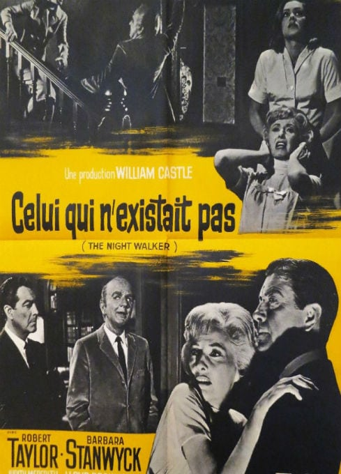 Celui qui n'existait pas. The Night Walker. 1964. William Castle. Celui-10