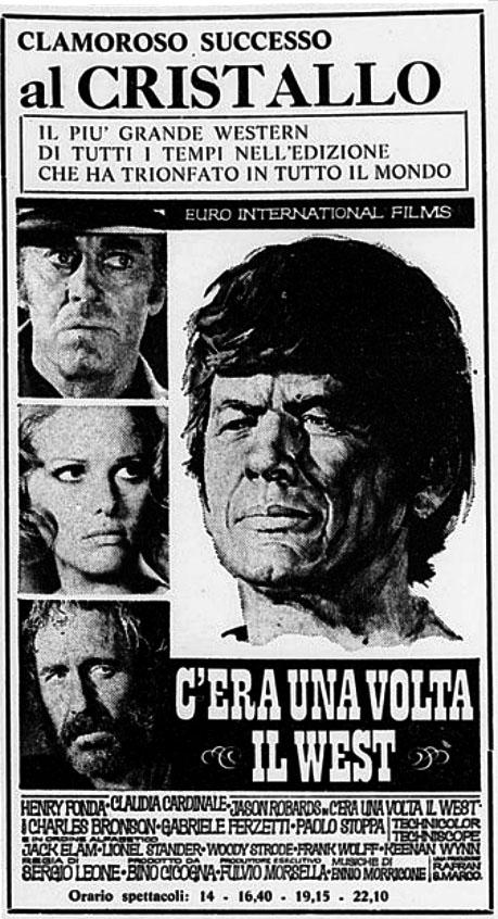 Il était une fois dans l'ouest (C'era una volta il West) - 1969 - Sergio LEONE - Page 8 Cera-u12