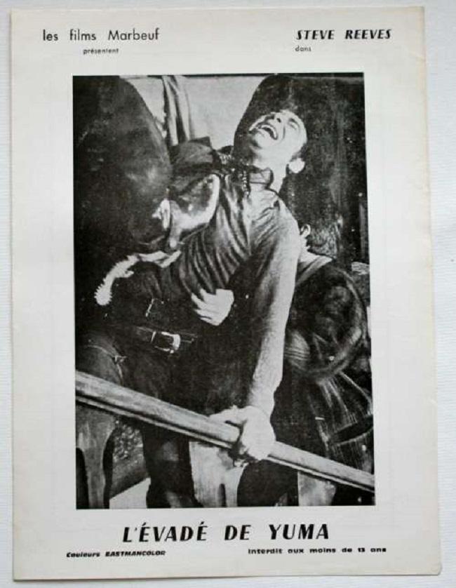 L'évadé de Yuma - Vivo per la tua morte - 1968 - Camillo Bazzoni Cinzo_10
