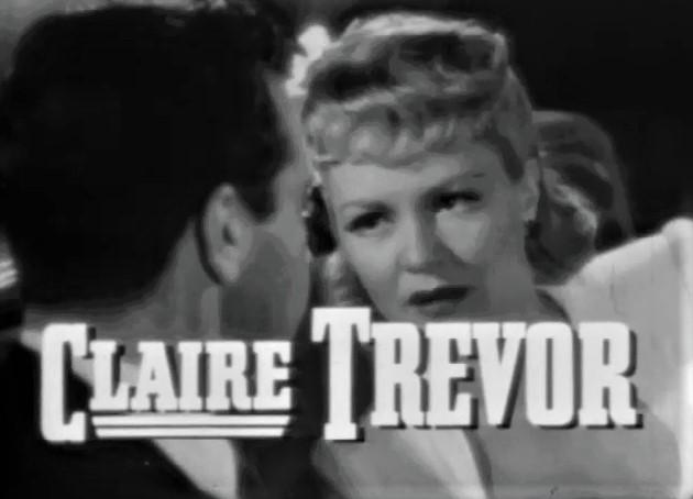 Adieu, ma belle. Murder, My Sweet. 1944. Edward Dmytryk. Claire10